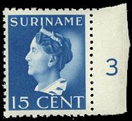Surinam 1941 - NVPH 194 - Neuf avec charnière
