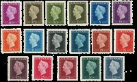 Surinam 1948 - NVPH 257/73 - Neuf avec charnière