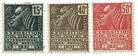 France 1930 - YT 270/72 - Neuf