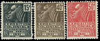 Frankrig 1930 - YT 270-72 - Postfrisk