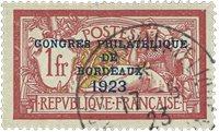 Frankrig 1923 - YT 182 - Stemplet