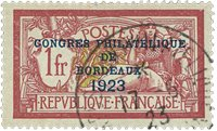 France 1923 - YT 182 - Oblitéré