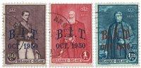 Belgique 1930 - Oblitéré - OBP 305-07