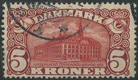 Danemark - 5 kr. bureau de poste AFA 67x