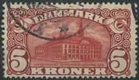 Danmark - 5 kr. posthus AFA 67x