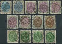 Danmark - 1870 2-16 skilling