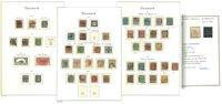 Danemark - 1851 + 2006 en 2 volumes