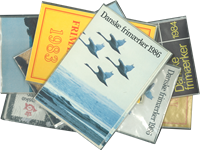 Danemark - Collections annuelles 1969-1999