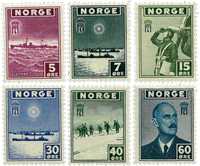 Norge - London 1945