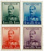 Norge - Kong Håkon 1937