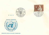 Finland FDC 1963 - LAPE nr. 566