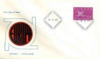 Finland Env.premier jour 1963 - LAPE no. 575