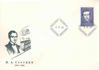 Finland FDC 1963 - LAPE nr. 582