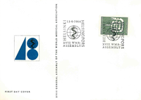 Finland FDC 1964 - LAPE nr. 592