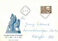 Finland FDC 1965 - LAPE nr. 595