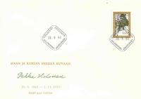 Finland FDC 1965 - LAPE nr. 606