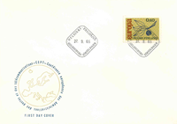 Finland FDC 1965 - LAPE nr. 607