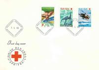Finland FDC 1966 - LAPE nr. 608-610
