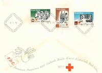 Finland FDC 1970 - LAPE nr. 672-674