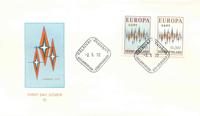 Finland FDC 1972 - LAPE nr. 700-701