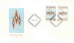 Finland Env.premier jour 1972 - LAPE no. 700-701