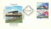 Finland FDC 1973 - LAPE nr. 723-724