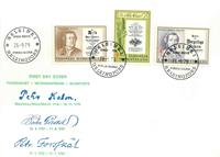 Finland FDC 1979 - LAPE nr. 843-845