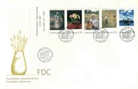 Finland FDC 1987 - LAPE nr. V9