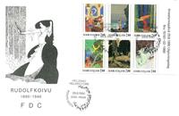 Finland FDC 1990 - LAPE nr. V14
