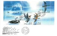 Finland FDC 1993 - LAPE nr. V22