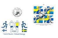 Finland Env.premier jour 1994 - LAPE no. V25