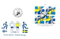 Finland FDC 1994 - LAPE nr. V25