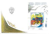 Finland FDC 2001 - LAPE nr. Bl. 27
