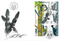 Finland FDC 2001 - LAPE nr. Bl. 28