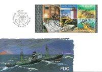 Finland FDC 2001 - LAPE nr. V54