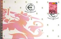 Finland FDC 2002 - LAPE nr. 1603