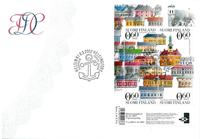 Finland FDC 2002 - LAPE nr. Bl. 30