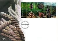 Finland FDC 2004 - LAPE nr. V62