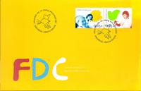 Finland FDC 2004 - LAPE nr. 1714-1715