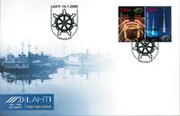 Finland FDC 2005 - LAPE nr. 1724-1725