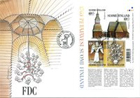 Finland FDC 2005 - LAPE nr. Bl. 38