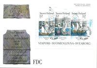 Finland Env.premier jour 2006 - LAPE no. V67