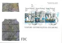 Finland FDC 2006 - LAPE nr. V67