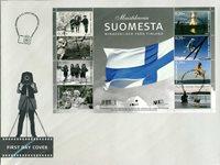 Finland FDC 2007 - LAPE nr. Bl.47