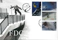Finland FDC 2008 - LAPE nr. 1875-1878