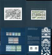 Danemark - 10 pochettes spéciales