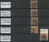 Danemark - Carte 4 RBS Ferslew/Thiele