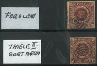Danemark - Carte 4 RBS Ferslew/Thiele II