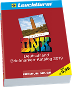 Lighthouse / Leuchtturm - DNK Germany (from 1849) 2019 - Stamp catalogue