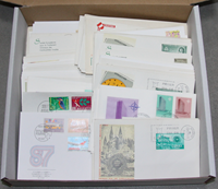 Various countries - First day covers